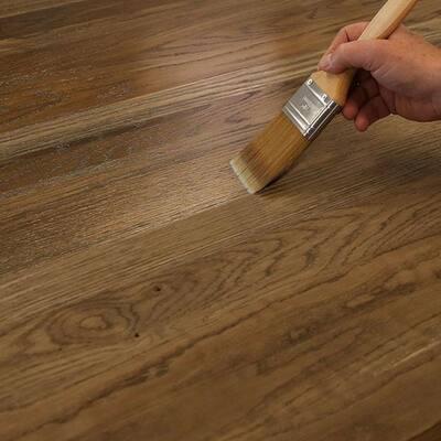 1 qt. Satin Clear Water-Based Interior/Exterior Spar Urethane Wood Sealer