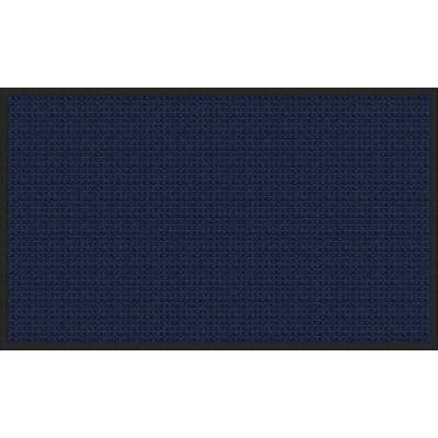 Absorba Mat NG Navy/Blue 2 Ft. x 3 Ft. Commercial Door Mat