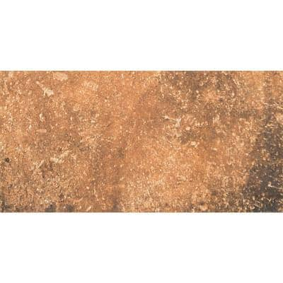 Newberry Cotto Matte 7.87 in. x 15.75 in. Porcelain Floor and Wall Tile (10.332 sq. ft. / case)