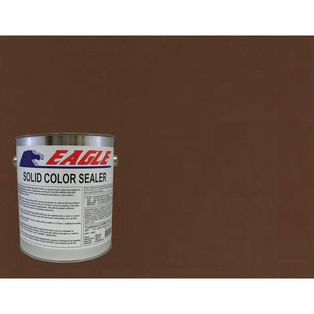 1 gal. Terrazzo Tile Solid Color Solvent Based Concrete Sealer