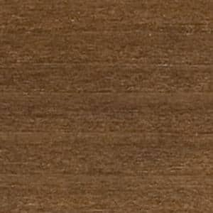 A-Series Interior Color Sample in Mocha Stain on Pine