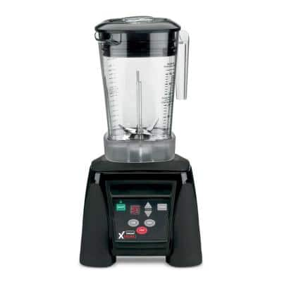 Xtreme 48 oz. 2-Speed Clear Blender with 3.5 HP, Electronic Keypad and 30-Second Timer