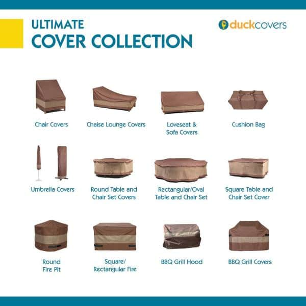 Duck Brand Patio Furniture Covers