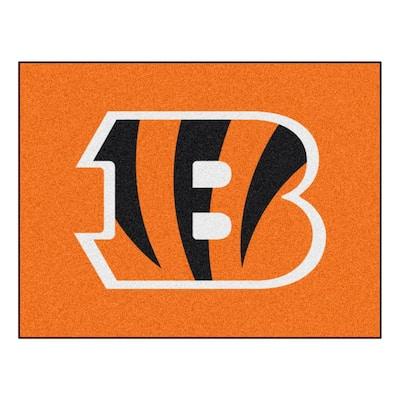 NFL - Cincinnati Bengals Rug - 34 in. x 42.5 in.