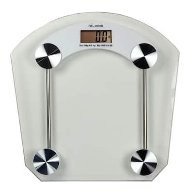 Glass Bathroom Digital Scale