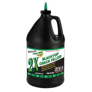 1 Gal. 2X Premium Blacktop Crack Filler