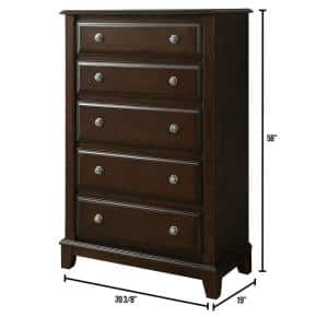 Litchville Brown Contemporary Style Chest