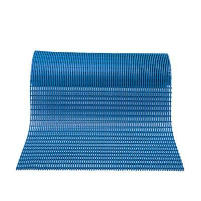Barepath Blue 36 in. x 60 in. PVC Safety and Comfort Mat