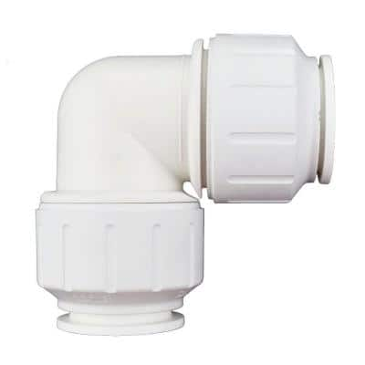 1 in. Plastic 90-Degree Push-to-Connect Elbow Fitting