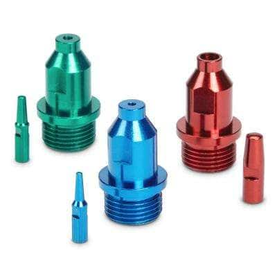 Max Super Spray Tip Multi-Pack, Blue/Green/Red (3-Pack)