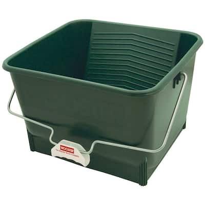 4 Gal. Polypropylene Bucket