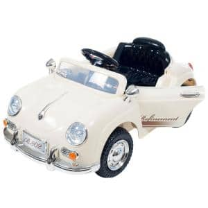 Battery Powered Classic Sports Car with Remote Control