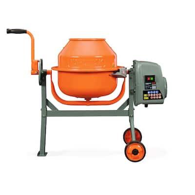 1.6 cu. ft. Concrete Mixer