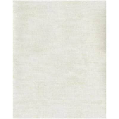 The Printery Ivory, grey Vinyl Strippable Roll (Covers 13.5 sq. ft.)