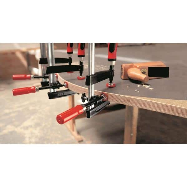 Bessey Single Spindle Edge Clamping Accessory For Bar Clamp Kt5 1cp The Home Depot