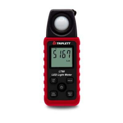 LT80 LED Light Meter