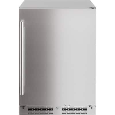 Presrv 24 in. 136-Can Single Zone Outdoor Beverage Cooler