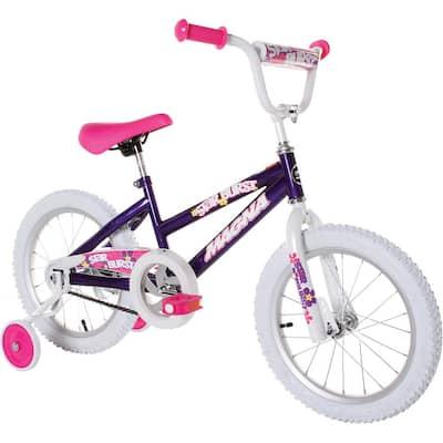 16 in. Kids Magna Starburst Bike