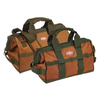 Gatemouth 12 in. and 16 in. Tool Bag Combo