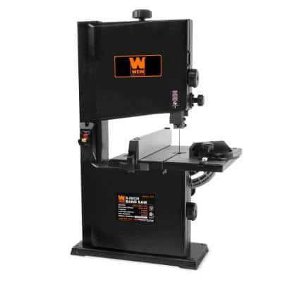 9 in. 2.5 Amp Benchtop Band Saw