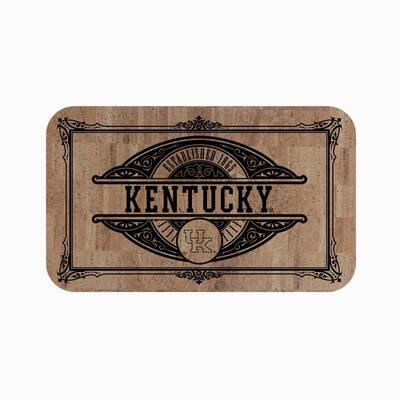 University of Kentucky Cork Comfort Mat 18 in. x 30 in.