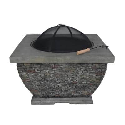 Zero Clearance Fire Pits Outdoor Heating The Home Depot