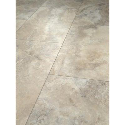 Vista 12 in. W x 24 in. L Rocklyn Click Lock Vinyl Tile Flooring (15.83 sq.ft./case)