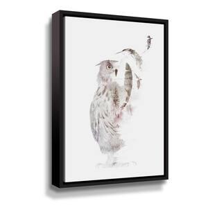 'Fade out' by  Robert Farkas Framed Canvas Wall Art