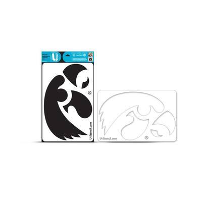 Iowa Hawkeye Multi-Purpose Stencil