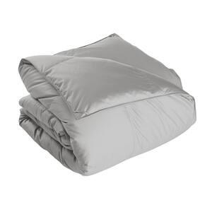 White Bay Extra Warmth Platinum Queen Down Comforter