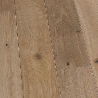 French Oak Roosevelt 3/8 in. T x 6-1/2 in. W x Varying Length Engineered Click Hardwood Flooring (23.64 sq. ft./case)