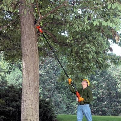 8 in. 20V MAX Lithium-Ion Cordless Pole Saw (Tool Only)