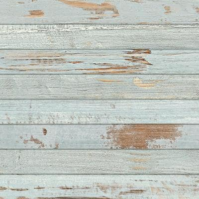Tribeca Aqua 8 in. x 26 in. Glazed Porcelain Floor and Wall Tile (12.92 sq. ft. / case)