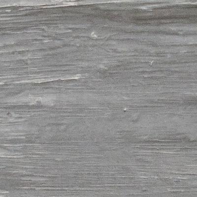 SAMPLE - 1 in. x 6 in. x 6 in. Aged Cedar Polyurethane Riverwood Faux Wood Moulding