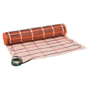 12 ft. x 30 in. 120-Volt Radiant Floor Heating Mat (Covers 30 sq. ft.)
