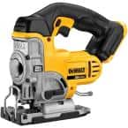 20-Volt MAX Cordless Jig Saw (Tool-Only)