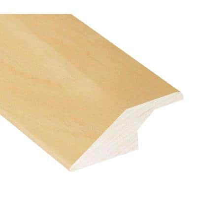 Maple/Birch Natural 3/4 in. Thick x 2-1/4 in. Wide x 78 in. Length Hardwood Lipover Reducer Molding