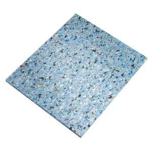 1/2 in. Thick 6 lb. Density Carpet Cushion