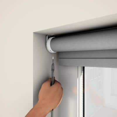 Cordless Blackout Fabric Roller Shade