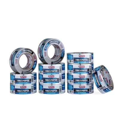 1.89 in. x 50 yd. 322 Multi-Purpose HVAC Foil Tape Pro Pack (12-Pack)
