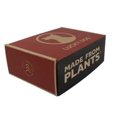 ASTM D6400 Compliant Corn Based Compostable Made from Plants Poop Bags (20 Roll/300 Bags)