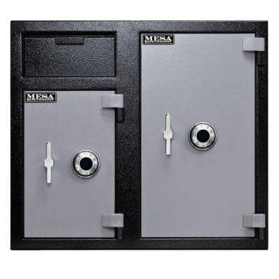 6.7 cu. ft. Two Combination Locks Depository Safe