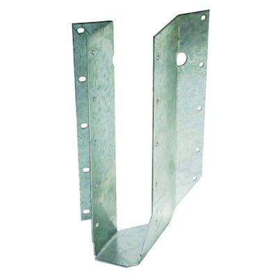 SUL Galvanized Joist Hanger for 2x10 Nominal Lumber, Skewed Left