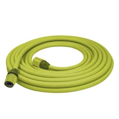 50 ft. 5/8 In. 2.5 lbs. Kink-Free, Twist-Free Garden Hose with Quick Connectors
