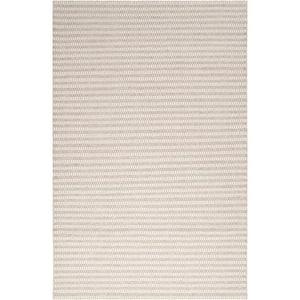 Midelt Light Gray 8 ft. x 11 ft. Flatweave Area Rug