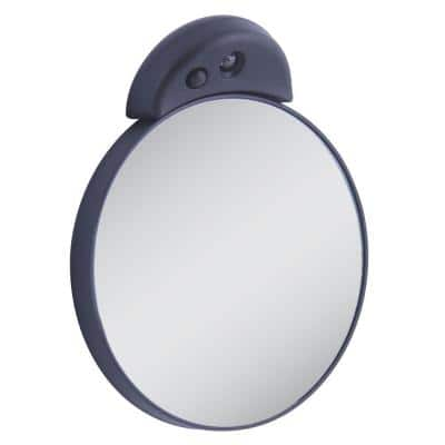 10X Lighted Magnification Spot Makeup Mirror in Black