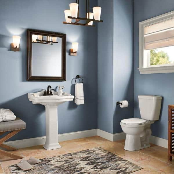 Reviews For Behr Marquee 1 Gal S510 4 Jean Jacket Blue One Coat Hide Semi Gloss Enamel Interior Paint Primer 345401 The Home Depot