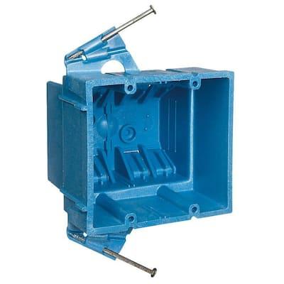 2-Gang 35 cu. in. Electrical Hard Shell Box