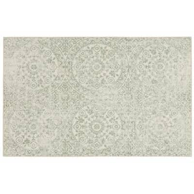 Juniper Cream 2 ft. x 3 ft. 4 in. Indoor Scatter Rug