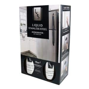 1.5 qt. Stainless Steel Appliance Paint Kit